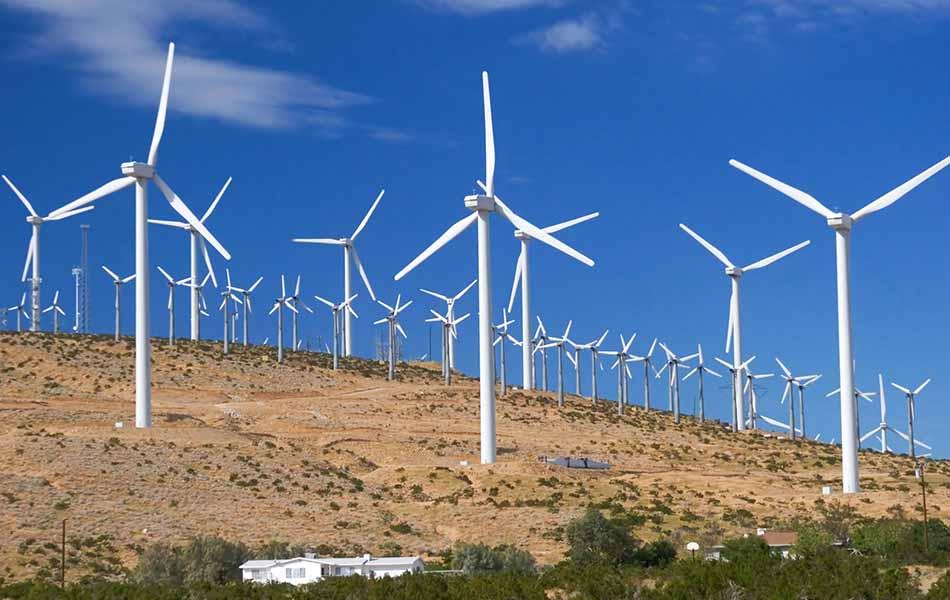 Shiloh IV Wind Energy