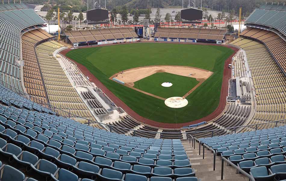 Dodgers Stadium Renovation
