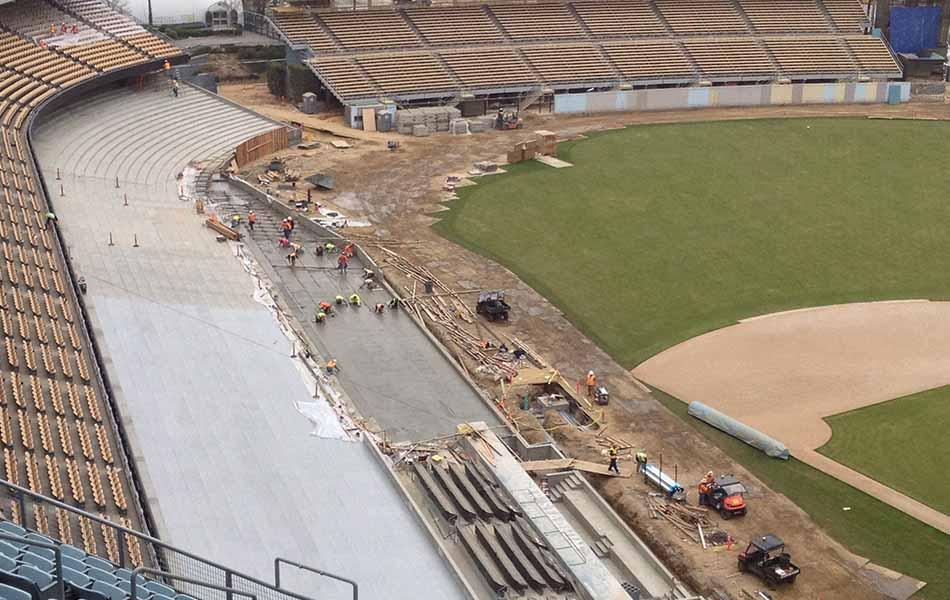 Dodger Stadium Renovations Plans
