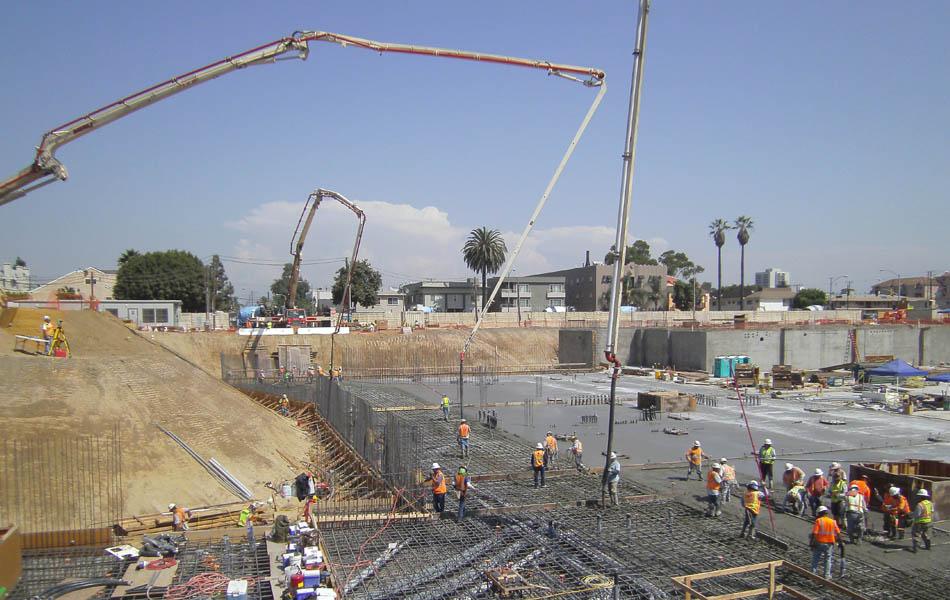 Long Beach Courthouse Largo Concrete Inc