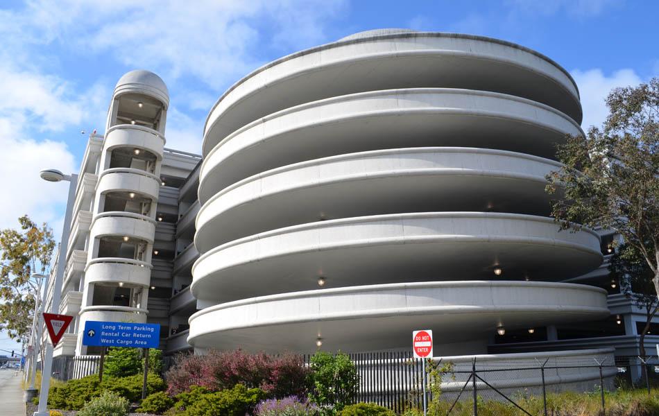 SFO Long Term Parking - Largo Concrete, Inc.