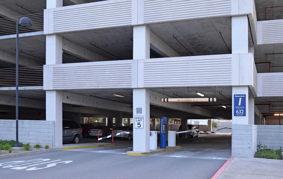 Genentech Largo Concrete Inc
