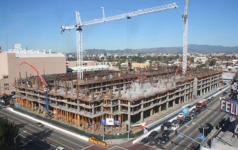 Usc University Gateway Largo Concrete Inc