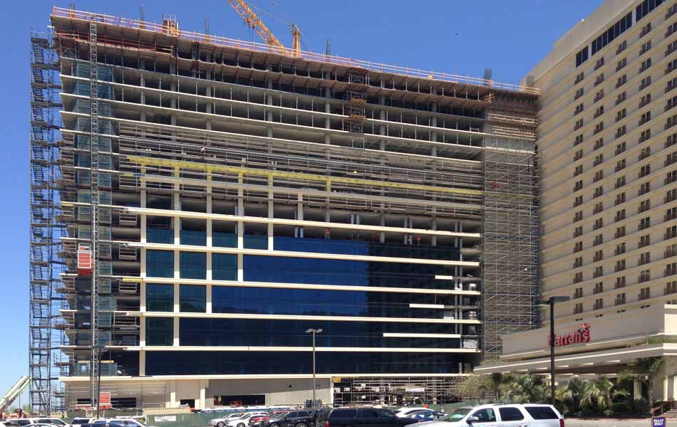 Harrah's Rincon Hotel Expansion