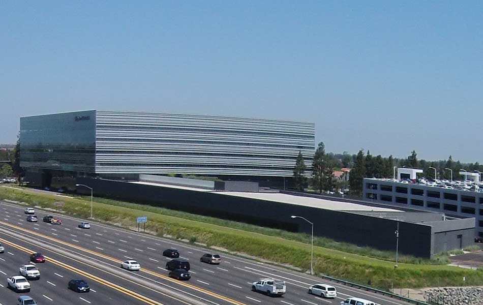 Hyundai Motors America Headquarters Largo Concrete Inc