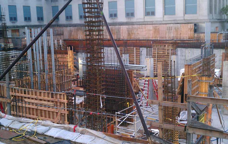 Uc Berkeley Campbell Hall Largo Concrete Inc