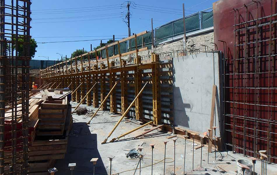 Moffett Apartments Podium Largo Concrete Inc