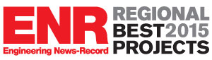 ENR Best Projects Logo