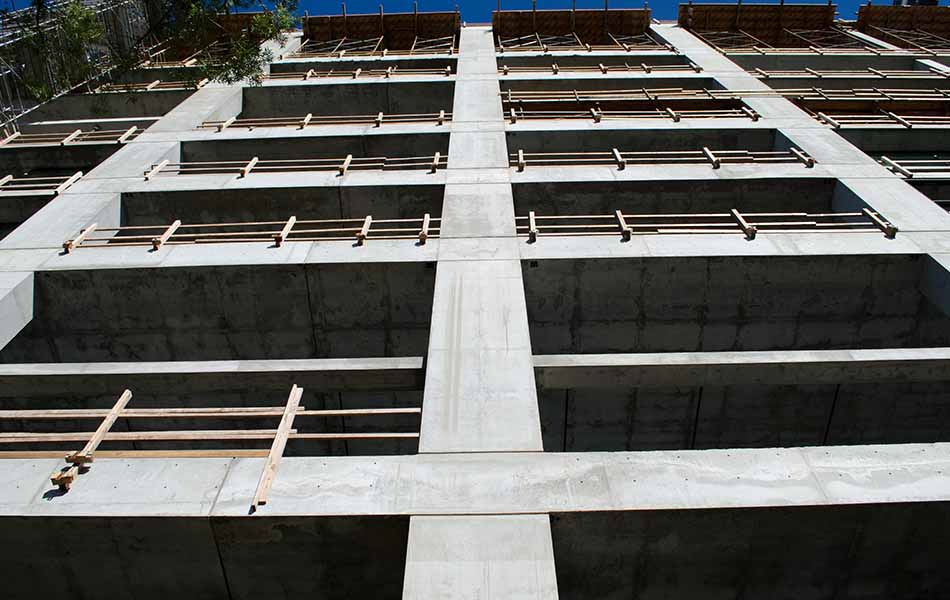 parking structure - Largo Concrete, Inc.