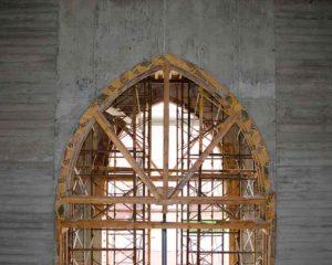 USC Michelson Center Concrete Time Lapse Video