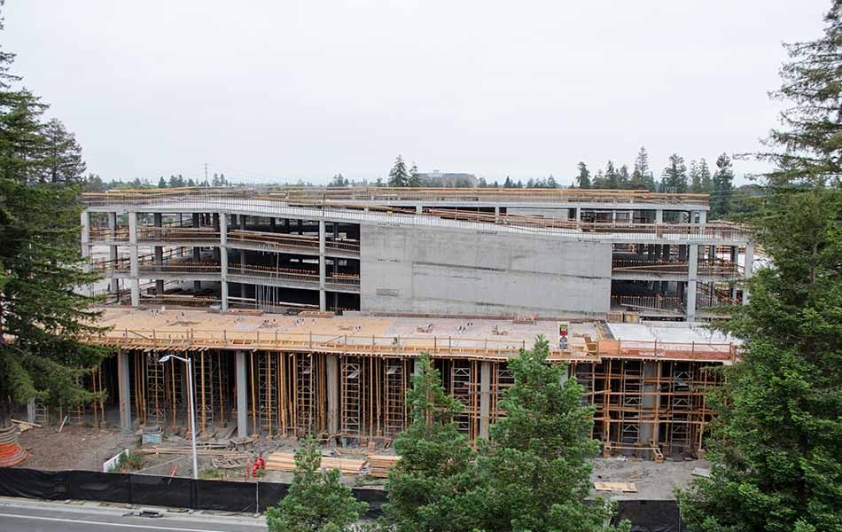 Santa Clara Square Phase 1 – Parking Structures and Apartment Podiums