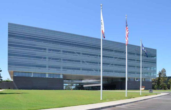 Hyundai Motors American Headquarters