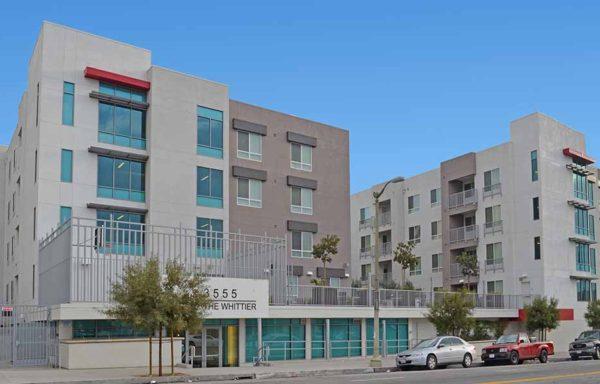Whittier Apartments