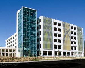 Kaiser Permanente Design-Build Parking Structure now Open