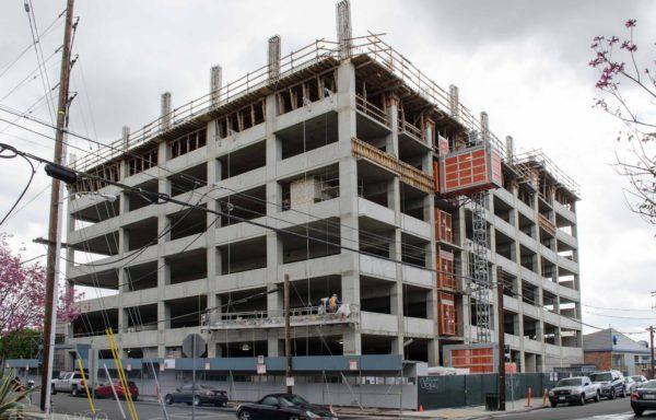 The Lot Parking Structure C