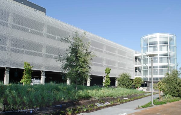 Plymouth Parking Structure