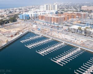 Neptune Marina Topped Out