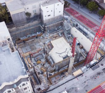 Two Residential Project Starts in San Francisco