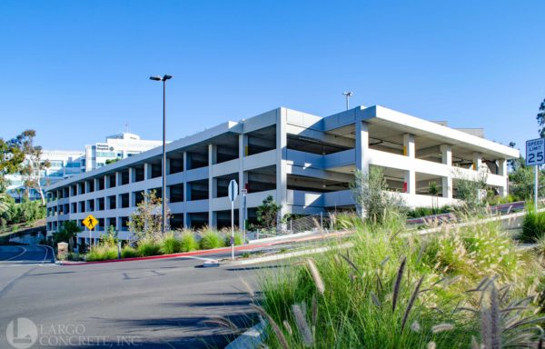 Mission Viejo MOB Parking Structure