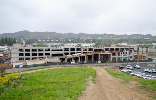 Mt. San Antonio College Parking Structure